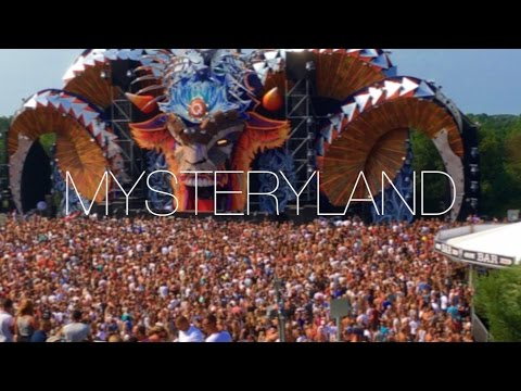 Mysteryland NL 2016 | August 27+28, 2016 | Personal Aftermovie