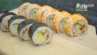 怎么做日本寿司卷