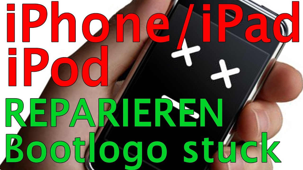 Iphone  Bootschleife