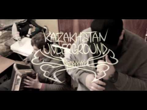 Ленивый Раб - Интро (LIVE) KAZAKHSTAN UNDERGROUND