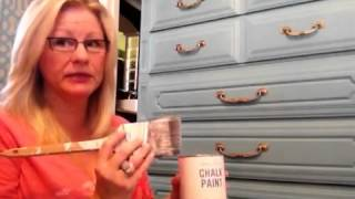 Chalk Paint Basics With Annie Sloan Paint