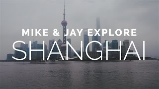 Shorts: Shanghai, China