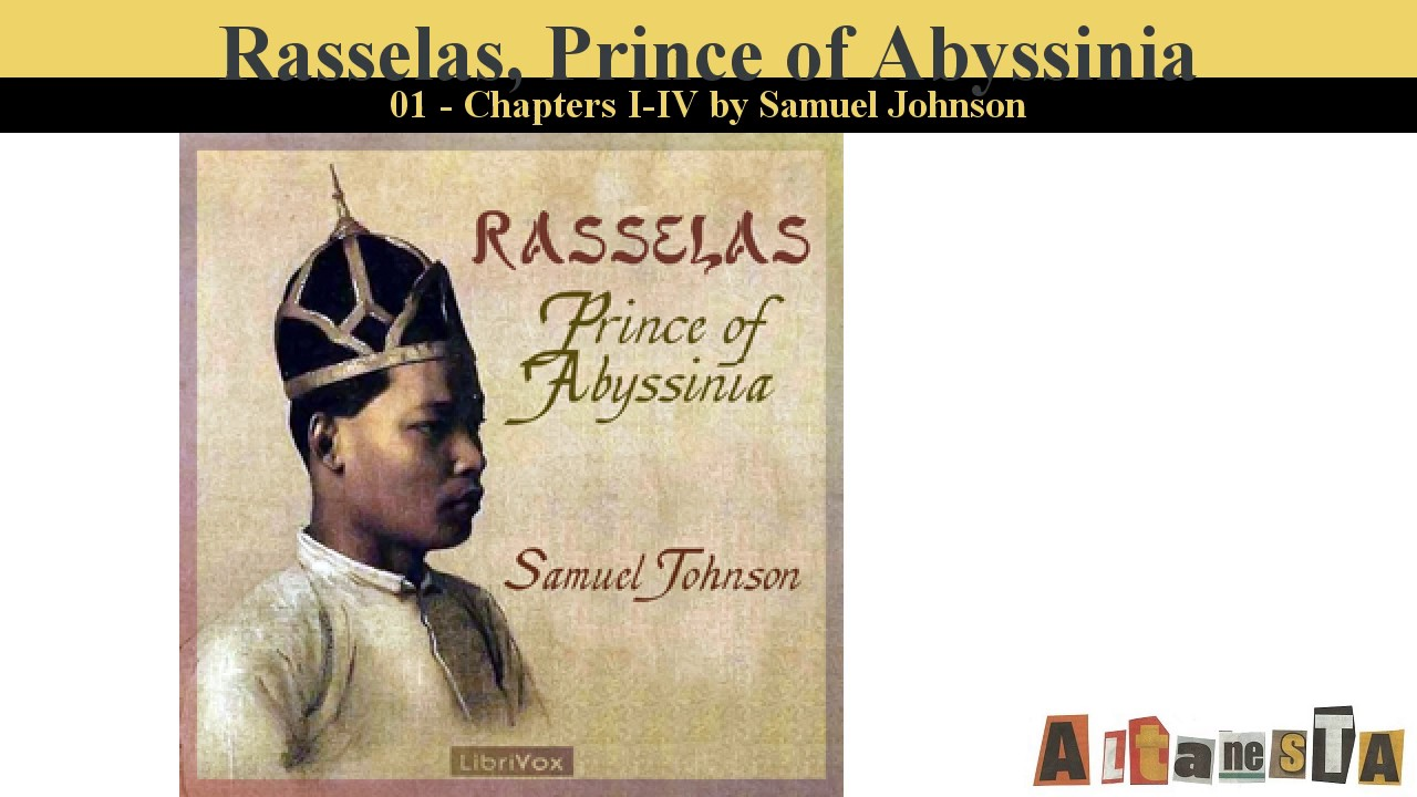 the history of rasselas prince of abyssinia summary