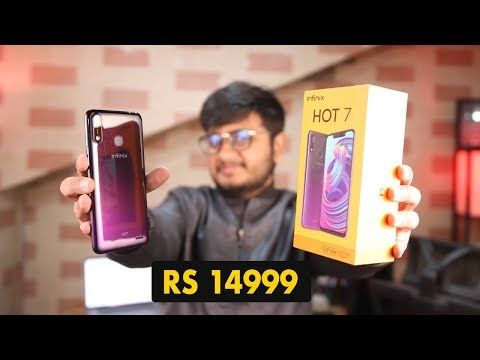 Infinix Hot 7 Unboxing And Quick Review!