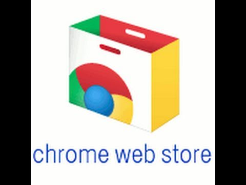 Chrome Webstore - New Extension Home Page