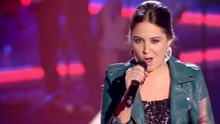 """Alba: """"Pillowtalk"""" – Último Asalto - La Voz 2017"""
