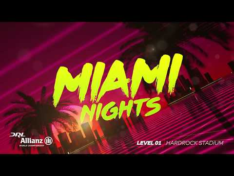 2017 Level e, Miami Nights Teaser  Dre Racing League