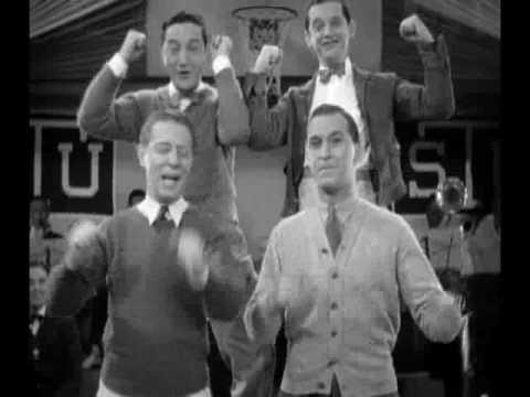 "The Yacht Club Boys - Pigskin Parade (1936) - ""Woo Woo"""
