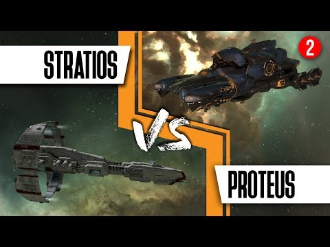 Hunting The Belters Proteus Vs Stratios Round 2