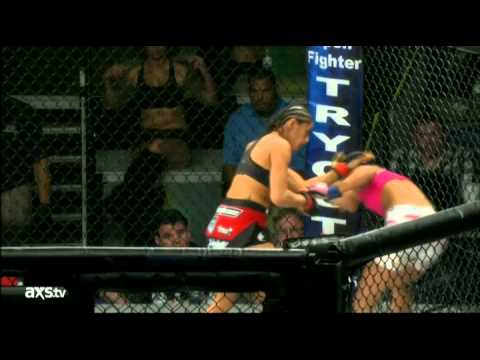 XFC 26: Night of Champions III - Cortney Casey vs Pearl Gonz