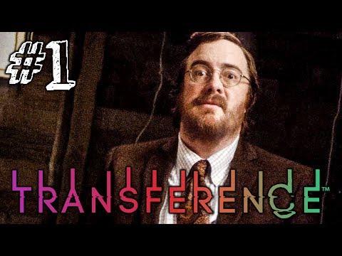 ТРИЛЛЕР КАКОЙ ТО! ► Transference Прохождение #1 ► ИНДИ ХОРРОР ИГРА