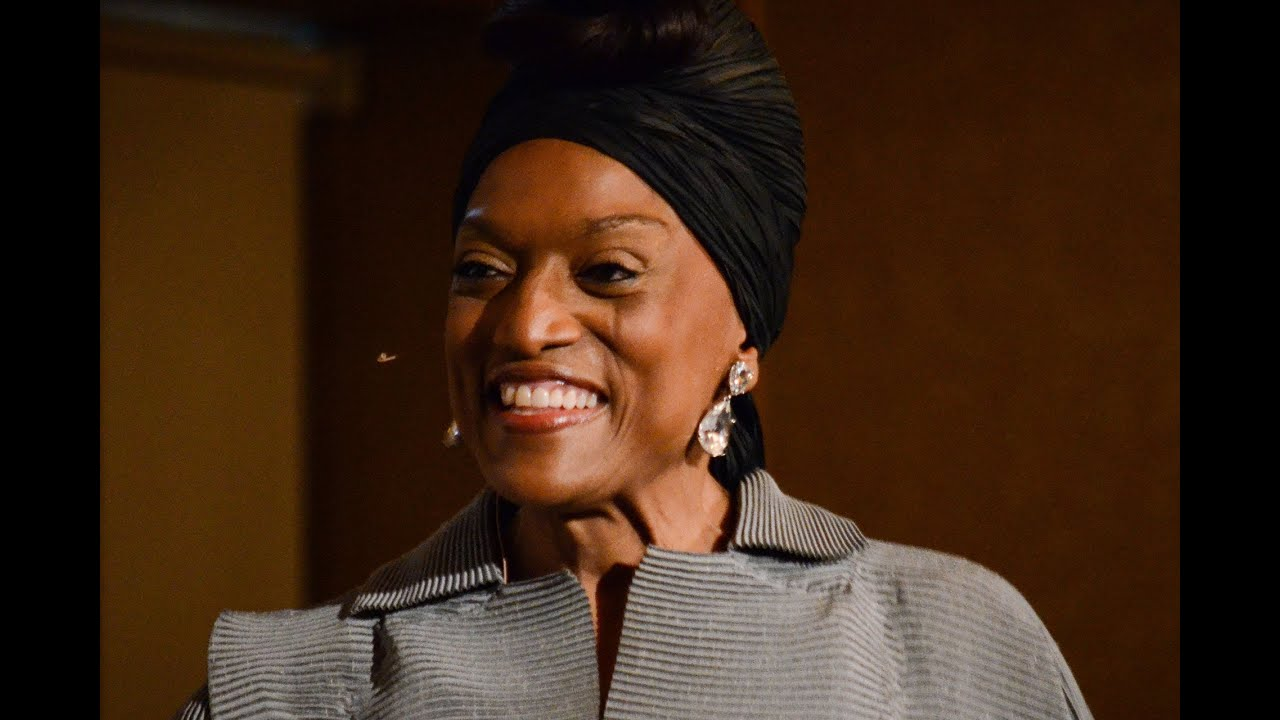 "Jessye Norman: ""Stand Up Straight and Sing!"""