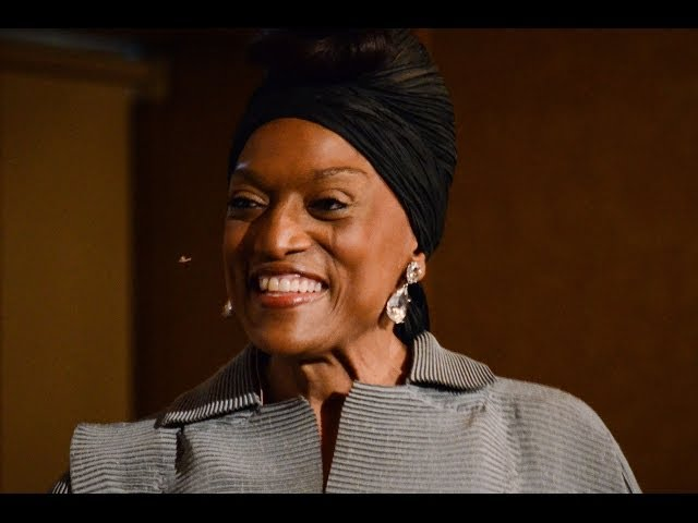 """Jessye Norman: """"Stand Up Straight and Sing!"""""""