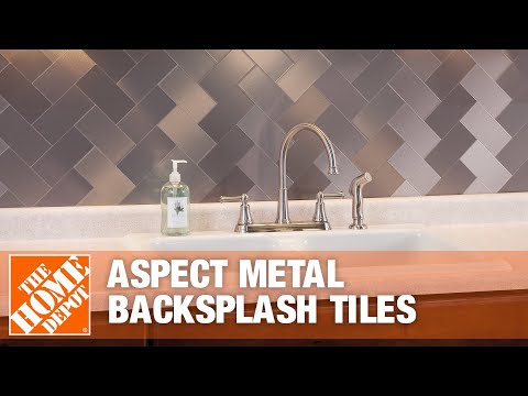 Aspect Metal Backsplash Tiles - The Home Depot<a href='/yt-w/774DZW-q2Nc/aspect-metal-backsplash-tiles-the-home-depot.html' target='_blank' title='Play' onclick='reloadPage();'>   <span class='button' style='color: #fff'> Watch Video</a></span>