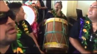 Drums Of The Pacific: DOTP 2016 Drummers In Action