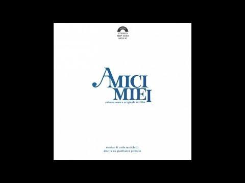 Carlo Rustichelli - Amici miei OST - Best tracks