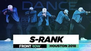 S-Rank | FrontRow | World of Dance Houston2018 | #WODHTOWN18