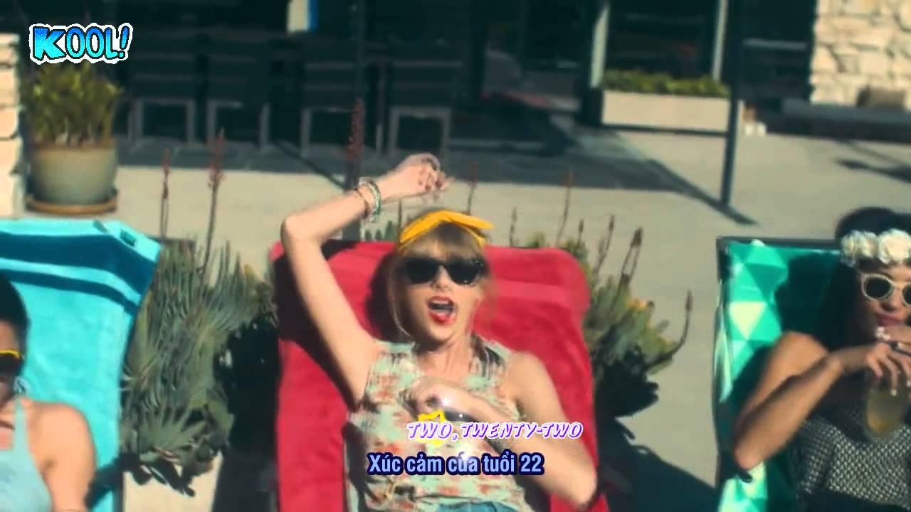 [Vietsub] 22 - Taylor Swift