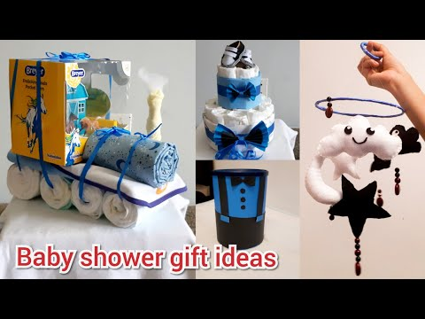 6 New Born Gift Ideas|DIY Baby Shower Gift Ideas