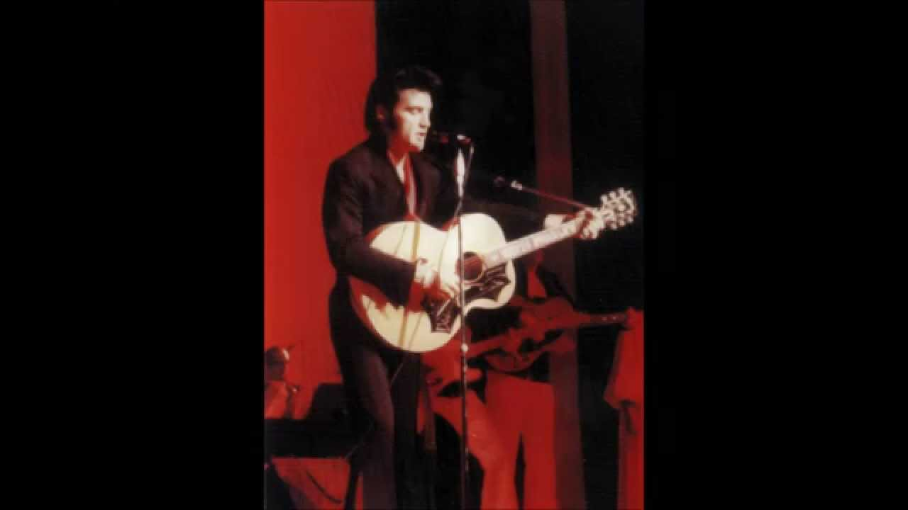 Elvis Presley Mystery Train Tiger Man Live August 25th