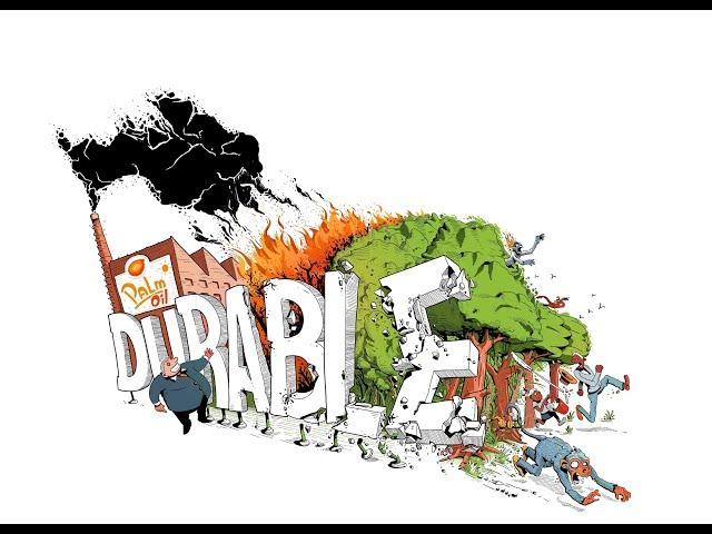 Le mythe de l'huile de palme 100% durable
