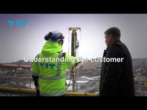YIT - More life in sustainable cities