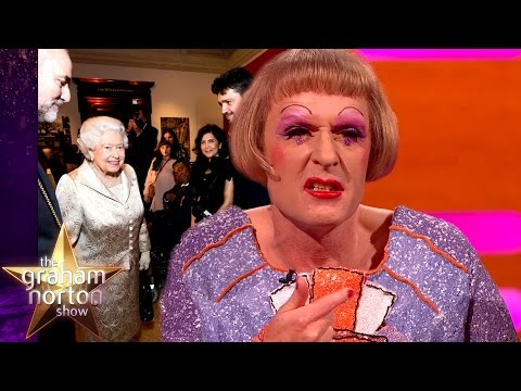 When Grayson Perry Met The Queen - The Graham Norton Show