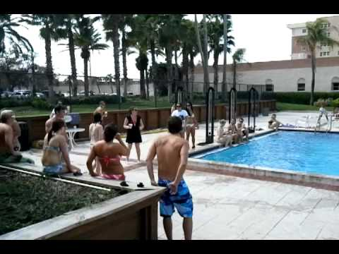 University Of Tampa Pool Youtube