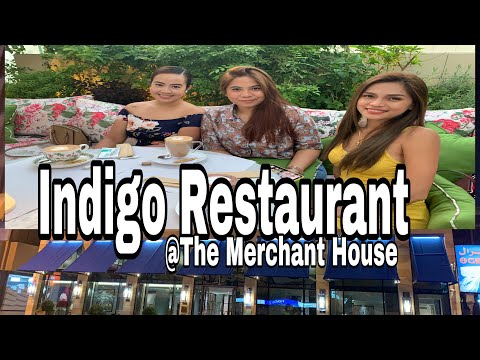 Indigo Restaurant @ The Merchant House Manama Bahrain