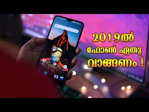 Best Smartphones of 2019 ! Budget to Flagship