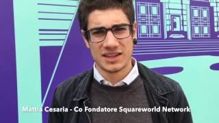 2017.04 Squareworld alla Fiera dei Librai