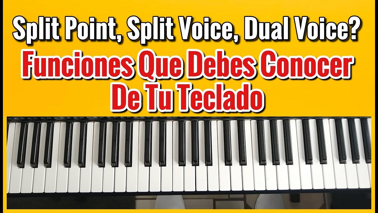 FUNCIONES Que Debes CONOCER De Tu Teclado - Clases de teclado