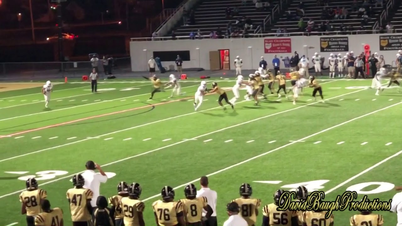 2020 Warren G. Harding Defensive Hype Video (Thru Week 9)... Beat Hudson Week!