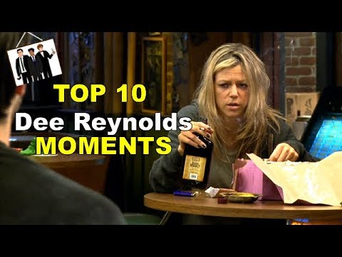 Top 10 DEE REYNOLDS Moments from 'It's Always Sunny in Philadelphia'
