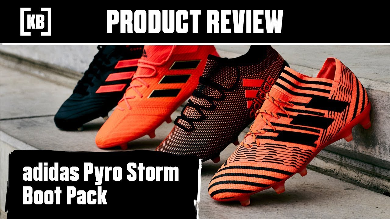6dceb28dcc1d adidas Football Pyro Storm Product Review