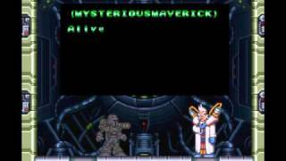 Mega Man X3 - Crush Crawfish Perfect Run