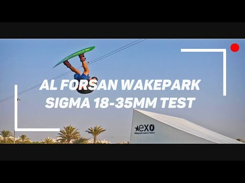 jumps, fails and wins - al forsan wakepark - sigma 18-35mm