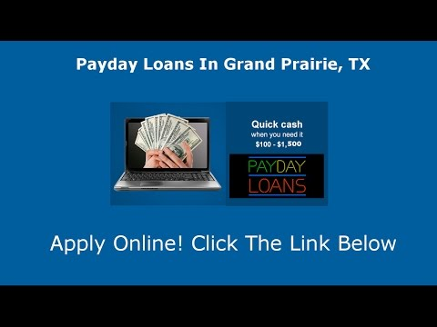 payday loan laws in texas from YouTube · High Definition · Duration:  51 seconds  · 70 views · uploaded on 9/12/2014 · uploaded by Payday Loans