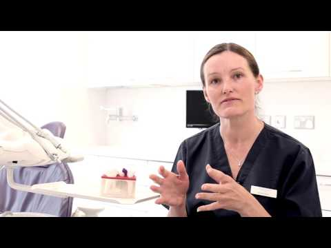How to clean a Dental Implant
