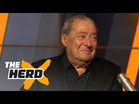 Bob Arum joins Colin Cowherd - 3/31/16 | THE HERD (FULL INTERVIEW)