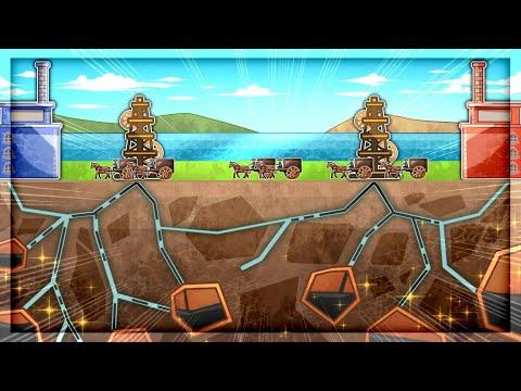 Mining The SECRET ISLAND For Unlimited Profit in Turmoil |
