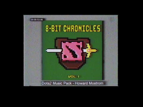 8-bit Chronicles: Dota2 Music Pack.  An 8bit musical adventure by Howard Mostrom