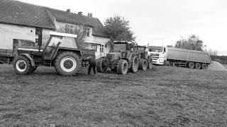 WTOPA 2017 - Wyciąganie ciężarówki [Engine Sound] 2X Fendt, Zetor