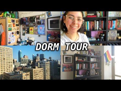 DORM TOUR! // COLUMBIA COLLEGE CHICAGO