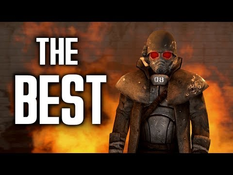 The BEST of the BEST! - The NCR Rangers - Fallout Lore