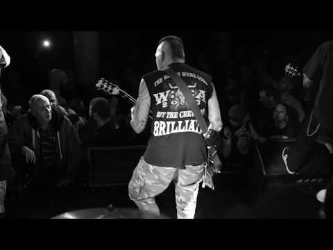 Agnostic Front - 'A Mi Manera' & 'Addiction' live at The Underworld, Camden UK 12/11/17 1080p HD