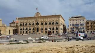 Auberge de Castille. Valletta. Malta
