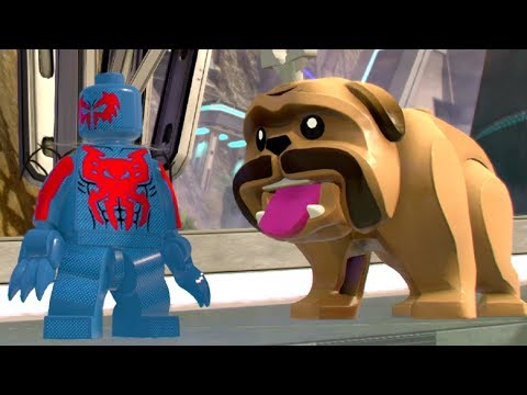 LEGO Marvel Super Heroes 2 - Nueva York 100% Guide (All Collectibles)
