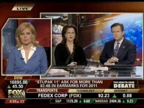 Fox News - Bulls and Bears: Sunlight's Bill Allison discusses earmarks - 3-29-10