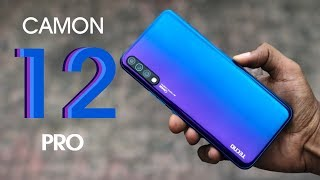 TECNO Camon 12 Pro Unboxing and Review